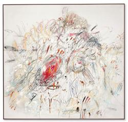 «Leda and the Swan», de Cy Twombly