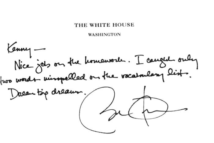 Barack Obama read 10 letters every day of his presidency This is