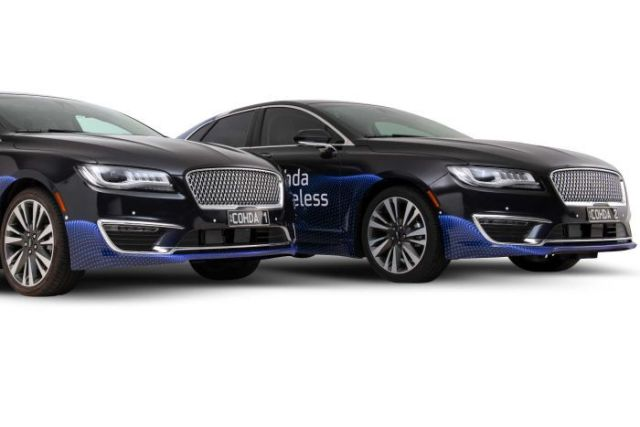 Two driverless Lincoln sedans to be trialled in Adelaide