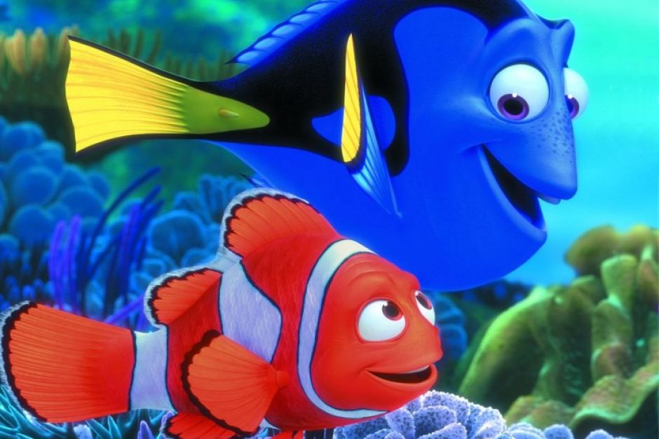 The Yellow Wallpaper Analysis Quotes Dory And Marlin In Finding Nemo Abc News Australian