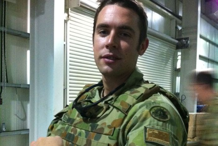 Afghan assignment life with Australian troops - ABC News - air force psychologist