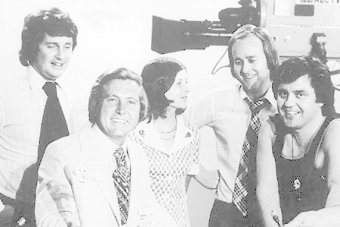 Paul Murphy, Bill Peach, June Heffernan, Tony Joyce and Peter Luck