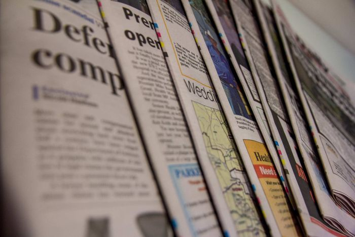 Free newspaper on the rise as traditional media declines in regional