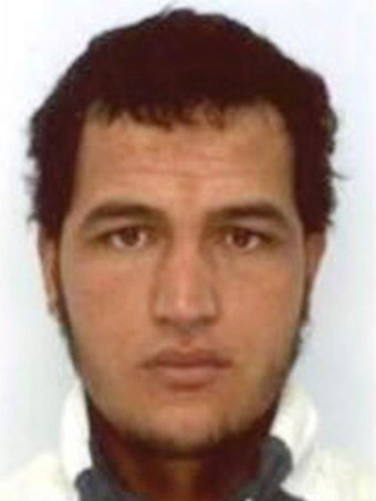 Tunisian national Anis Amri is wanted by German police over the Berlin attack