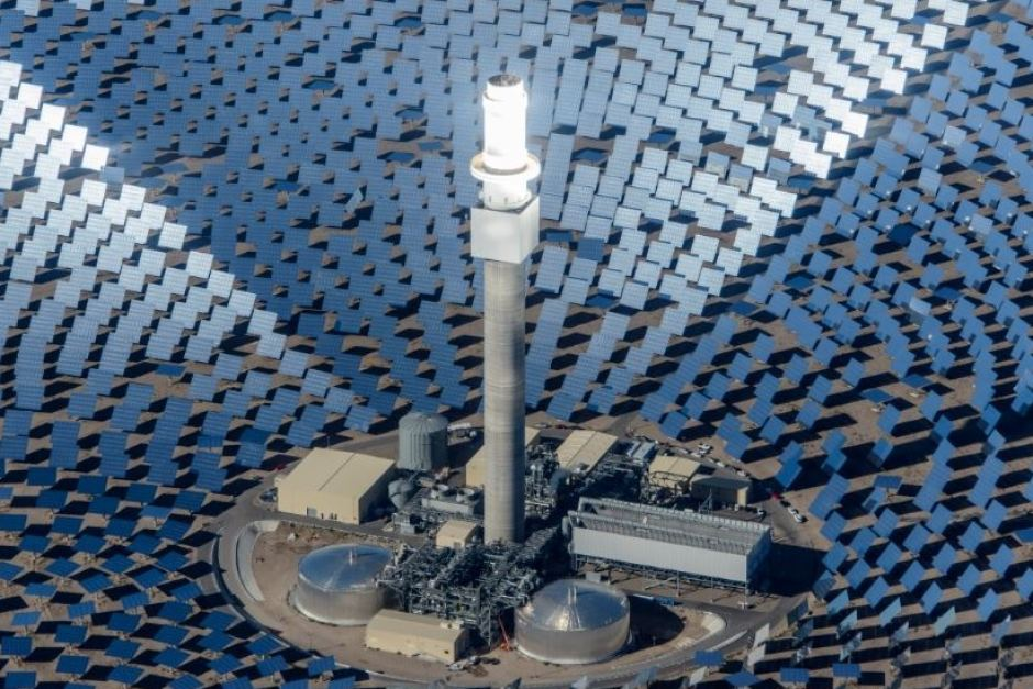 Solar thermal power plant announced for Port Augusta \u0027biggest of its - solar thermal energy