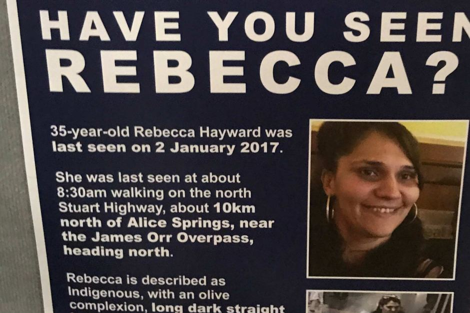 Missing Persons Rebecca - ABC News (Australian Broadcasting Corporation) - Missing Persons Posters