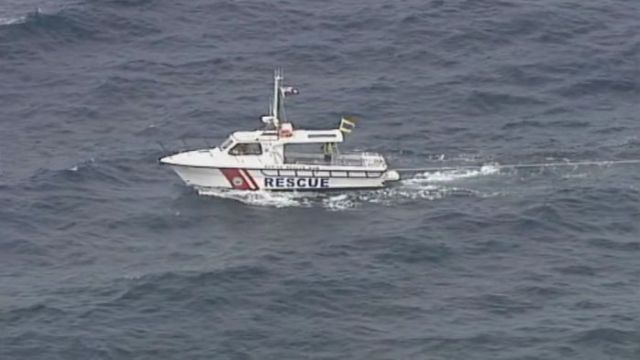 A 13-year-old girl has died after a boat capsized off the NSW south-coast