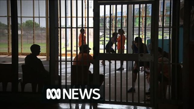 Alleged rape among NT youth detention incidents