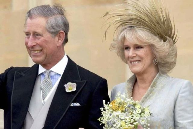 The Prince of Wales and The Duchess of Cornwall wedding.