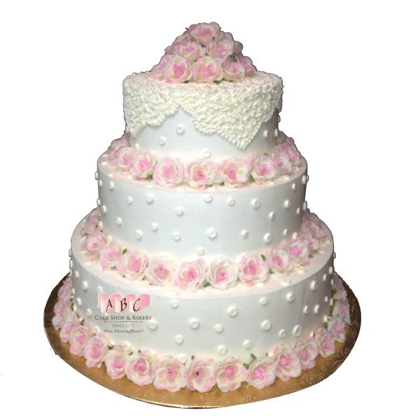 Wedding cakes abc cake shop