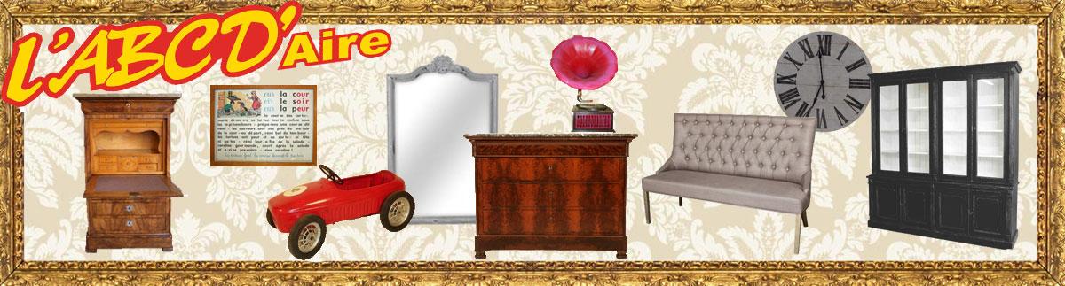 Les meubles Occasion