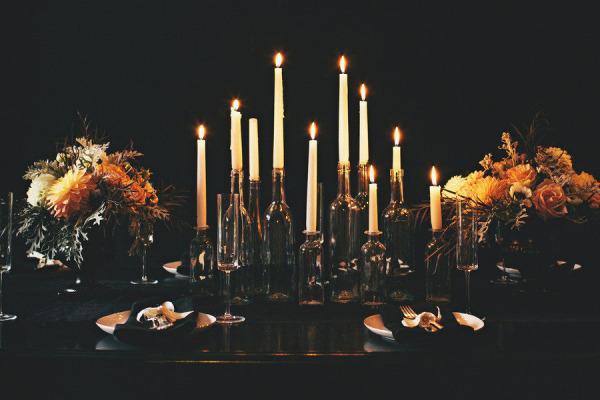 Halloween, Dinner Party