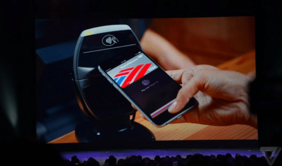 iPhone and iWatch Event, Apple Pay