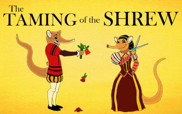 The Taming of the Shrew, San Francisco on September 13-14, 2014