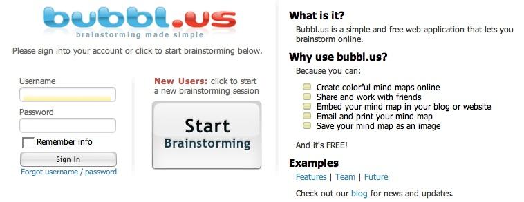ABCInternetBizz Bubbl \u2013 BrainstormingBubbl - Brainstorming