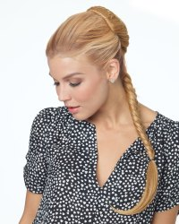 ABC Wigs - Fishtail Braid Hair Piece by Revlon