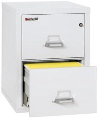 Fireproof Fireking 25 Vertical 2 Drawer Legal File Cabinet ...