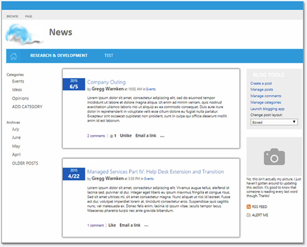 Creating a Custom Content Search Web Part to Display News Articles