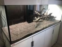 Aquariumkombination Eheim Incpiria 500 LED und Auenfilter