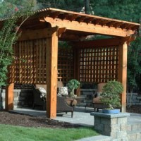 Patio Cover Company |Arbors | Pergolas | A Better Fence ...