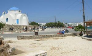 Antiparos villages Greece