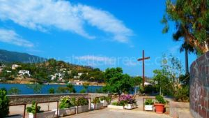 Poros island travel, Saronic Gulf, Greece