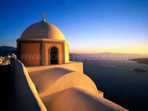 Santorini explore Greece