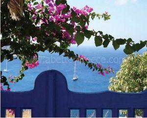 Ios villages Greece