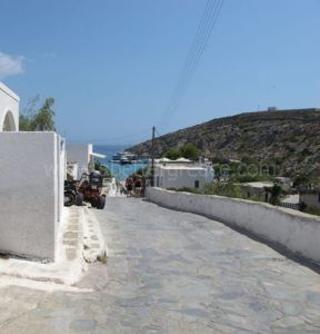 Iraklia villages Cyclades Greece