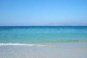 Naxos beaches Cyclades Greece