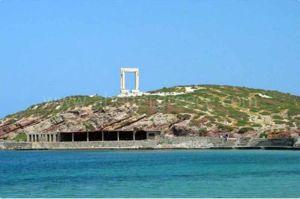 Naxos sightseeing Greece
