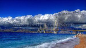 Patras beaches, Greece
