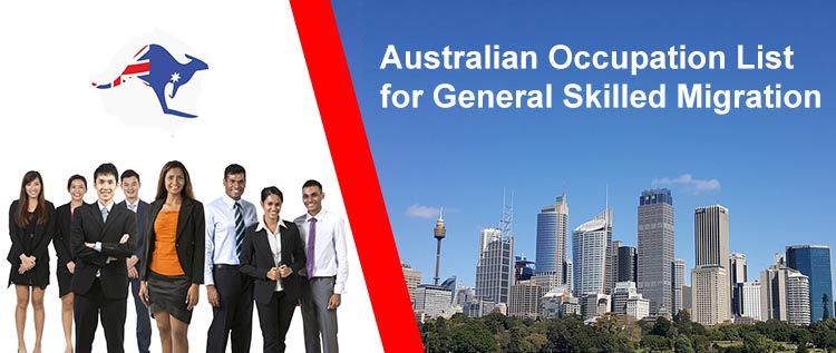 Australian Skilled Occupation List - Eligible to Apply Under ANZSCO