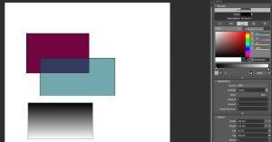 WPF Linear Gradient Brush