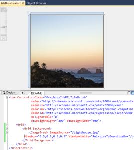 WPF Viewbox