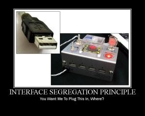 InterfaceSegregationPrinciple