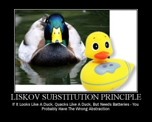 LiskovSubstitutionPrinciple