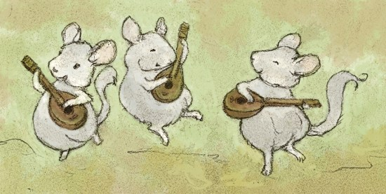 Chinchillas & Mandolins