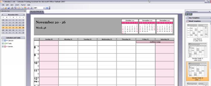 Microsoft Office Outlook 2007 Calendar Printing Assistant List Of Microsoft Office Filename Extensions Wikipedia Microsoft Outlook Calendar Print Templates Calendar