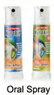 Nyloxin Oral Spray Regular and Extra Strength