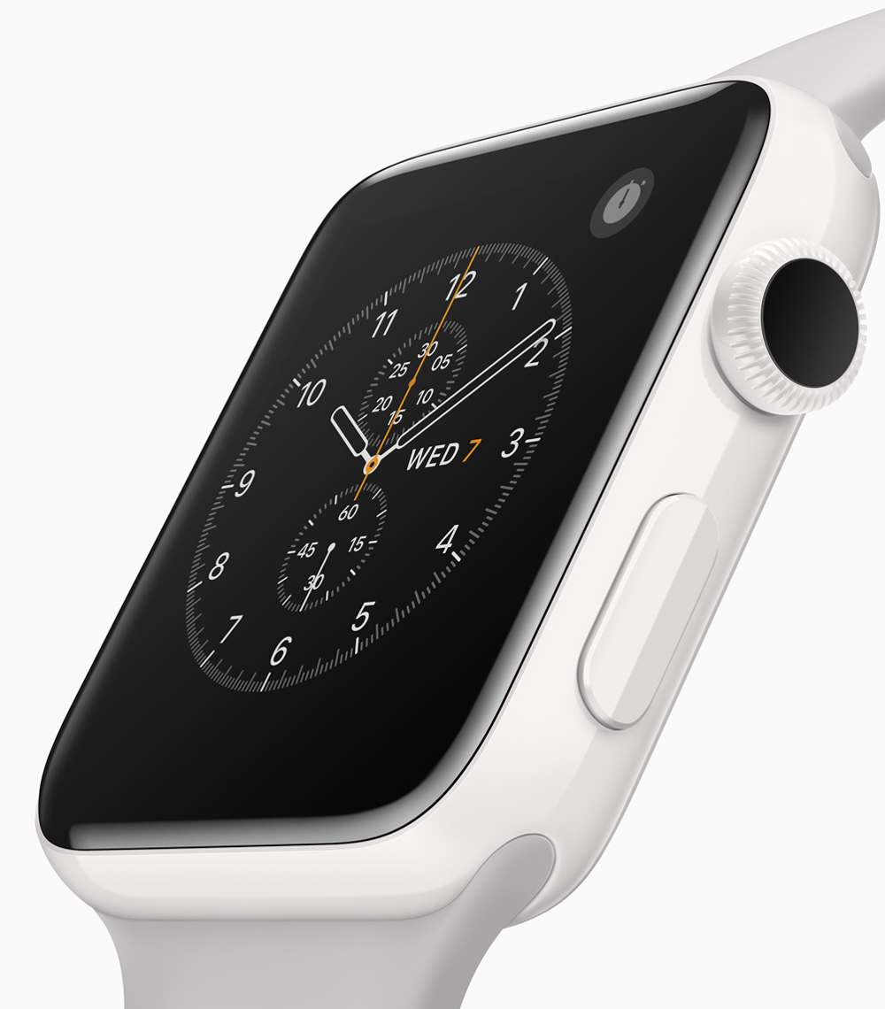 Apple watch series 2 smartwatch debut watch releases