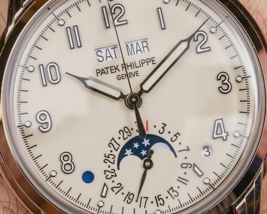 Patek Philippe Perpetual Calendar Ref 5320G Watch Hands-On