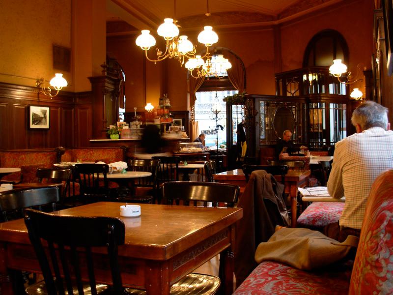Café Sperl - Vienna, Austria