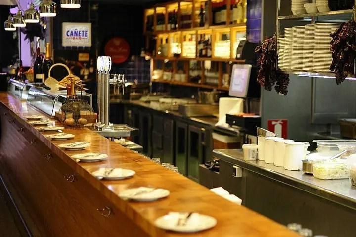 Bar Cañete  -  Barcelona, Spain