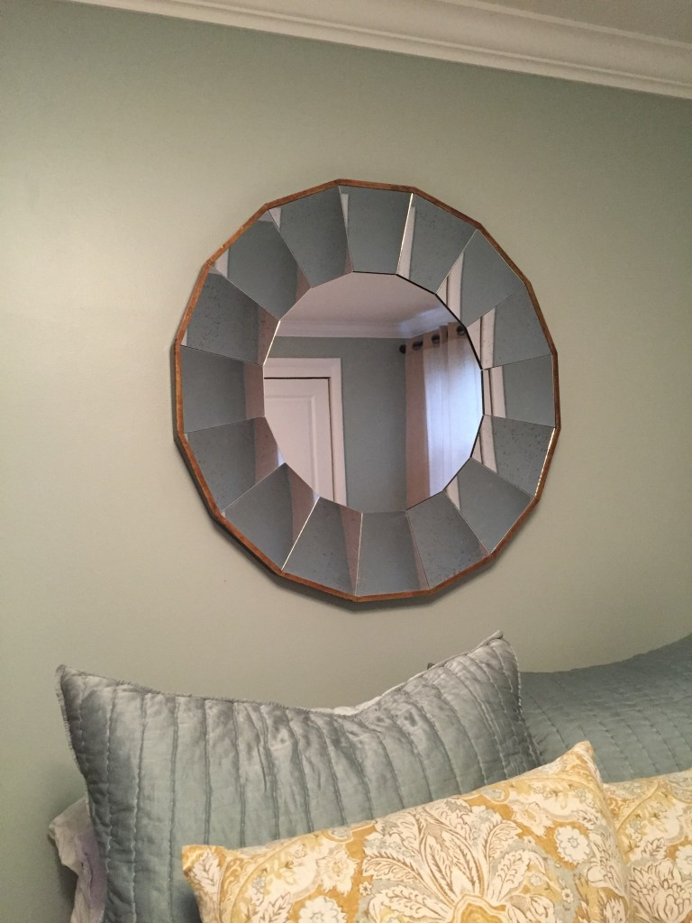 Mirror in master bedroom (2)