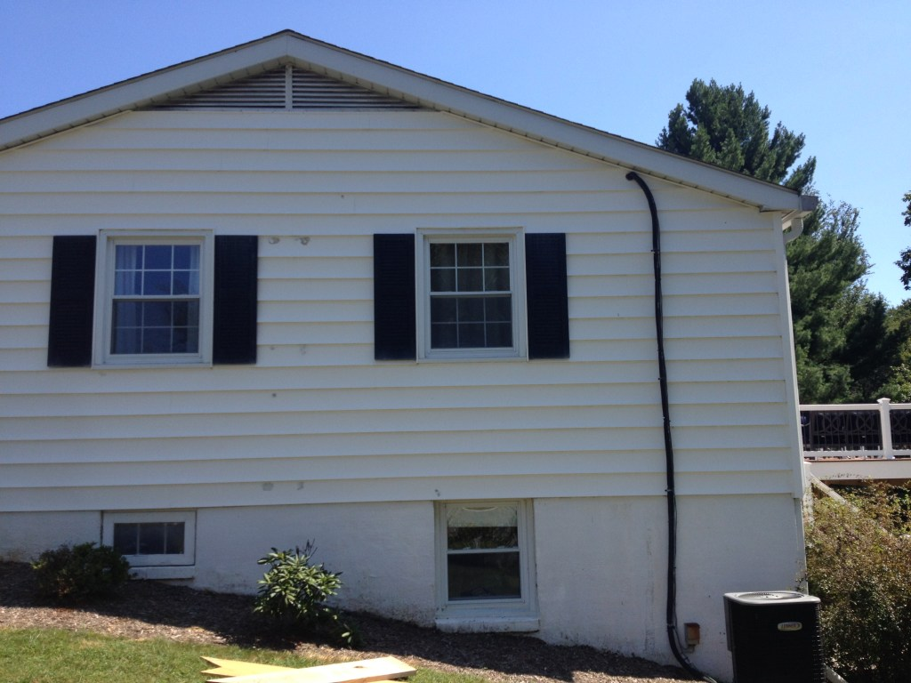 Side of house siding repair (2)