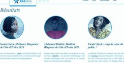 Voici les meilleurs blogueurs ivoiriens du concours EBA blog awards 2016