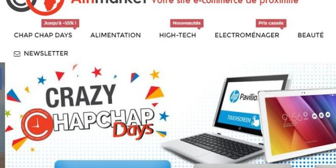 Les CHAP CHAP DAYS pour faire des bonnes affaires chez AFRIMARKET