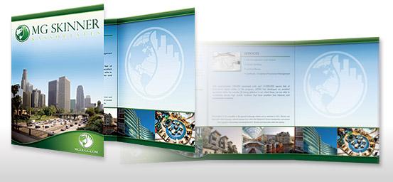Brochure Design Samples About Logo Design