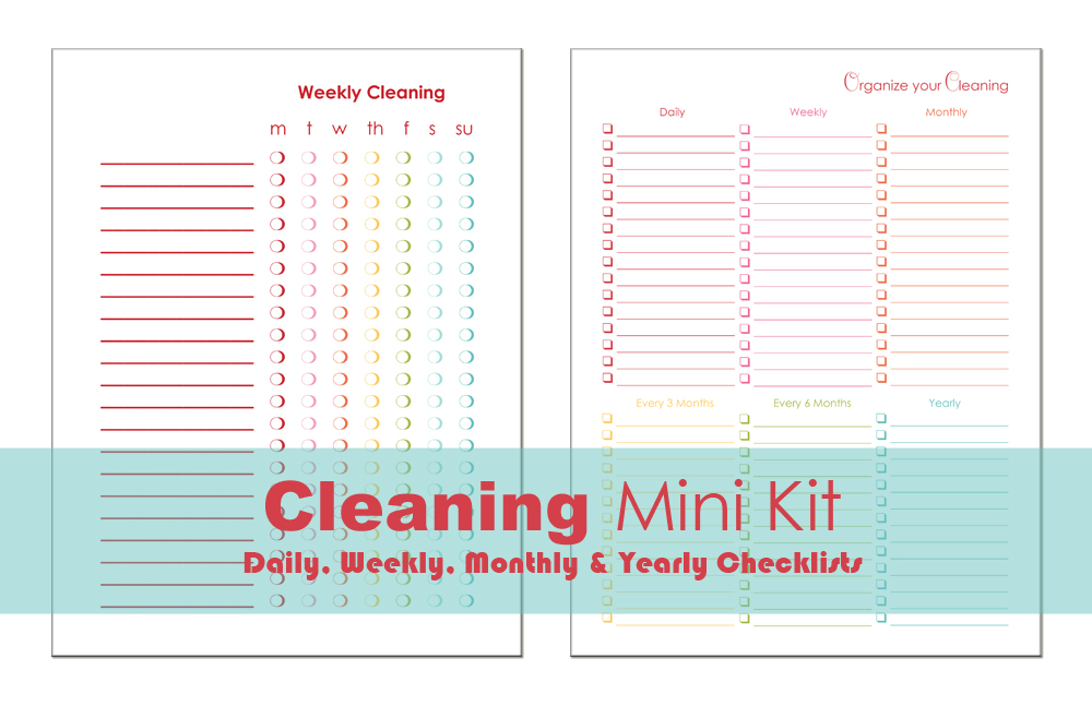 and yearly weekly and monthly cleaning schedule minimfagency